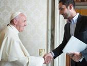 100 ألف متابع لحساب البابا فرانسيس على انستجرام بعد ساعة من إطلاقه