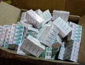 ضبط 12 صنفًا من الأدوية المهربة ومجهولة المصدر فى شبرا الخيمة