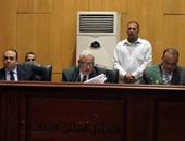 """بالصور.. تأجيل محاكمة بديع و104 آخرين بـ""""أحداث عنف الإسماعيلية"""" للغد"""