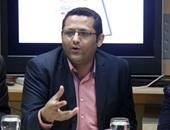 خالد البلشى: توحيد مانشتات الصحف وتسويد صفحاتها على جدول الجمعية العمومية