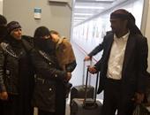 بالصور.. وصول 17 يهودياً  يمنياً إلى إسرائيل بعد نقلهم سراً