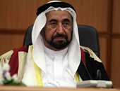 بالصور.. سلطان القاسمى يقترح تبنى الجامعة العربية دعم اللغة والثقافة العربية