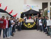 """صحافة المواطن: بالصور.. شباب هندسة 15 مايو ينضمون لمبادرة """"إيناكتس"""""""