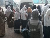 """""""تعليم القليوبية """" تحيل مسؤولى 3 مدارس بقرية الشموت للتحقيق"""