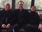 """خالد الصاوى ووائل جسار يحتفلون بعيد الأم على """"فيس بوك"""" و""""تويتر"""""""