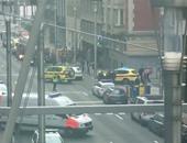 انفجار قنبلة فى معهد علم الجريمة بالعاصمة البلجيكية بروكسل