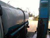 البترول: إصلاح خط السولار  بعد تعرضه للتأكل فى بنى سويف