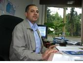 وزير الرى الجديد يصل مكتبه بالوزارة لمباشرة مهام عمله