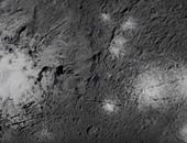 لأول مرة.. علماء الفلك الأمريكيون يكتشفون جزئيات عضوية بكوكب سيريس