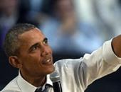 أوباما: الأجور فى أمريكا ارتفعت بوتيرة سريعة خلال الـ 7 سنوات الماضية