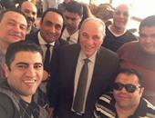 رفض معارضة محمد سعد خطاب على قرار حبسه سنتين بتهمة سب الزند