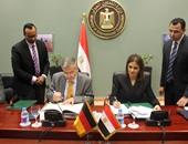 التعاون الدولى توقع اتفاقيتين مع ألمانيا بـ35 مليون يورو لدعم جودة التعليم