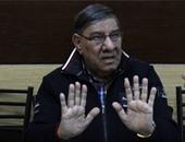 """مفيد فوزى:أحببت مبارك..وأراهن على """"جدعنة"""" الشعب وحزم الدولة لعبور الأزمة"""