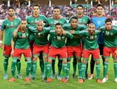 انطلاق مواجهة المغرب وتوجو فى ختام الجولة الثانية للمجموعة الثالثة