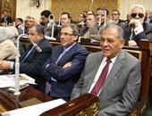 أنور السادات يرد على ملاحظات مجلس الدولة بشأن مشروع  لائحة البرلمان