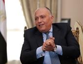 سامح شكرى: وسائل إعلام غربية تنشر تقارير زائفة عن مصر لأهداف سياسية