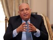 وزير خارجية قبرص لشكرى: مواقف الأصدقاء تظهر فى الشدائد وسنظل داعمين لمصر