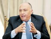 وزير الخارجية يلتقى اليوم مدير البنك الإفريقى للتصدير والاستيراد