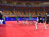 بالصور.. سيطرة نسائية على ألقاب بطولة مصر الدولية لتنس الطاولة