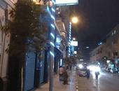 صحافة المواطن: قارئ يشكو من إهدار الكهرباء فى إضاءة شوارع وسط القاهرة