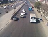 عودة حركة المرور بطريق مصر - إسكندرية الزراعى