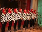 كورال جامعة طنطا يبدع فى الملتقى الفنى الرابع عشر للجامعات المصرية والعربية