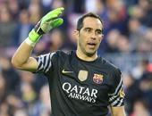 حارس برشلونة ينفى تعمد الحصول على إنذار استعدادًا للكلاسيكو
