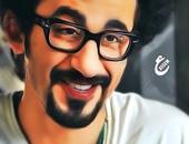 """أحمد حلمى ينشر 93 صورة رسمها محبوه له عبر """"انستجرام"""""""