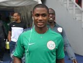 مهاجم نيجيريا: محمد صلاح أحد أفضل لاعبى العالم
