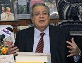 جابر عصفور: لو لم يكن فاروق حسنى.. لما كان المركز القومى للترجمة
