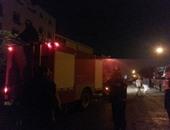 السيطرة على حريق بمحل أحذية بعمارة أوقاف دمياط
