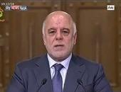 العبادى: من الضرورى استمرار الدعم الكامل لمرحلة التحرير والبناء فى العراق