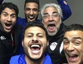 أحمد الشناوى عن حراس مرمى المنتخب: على قلب رجل واحد من اجل حلم واحد