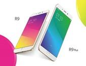 أوبو تستعد لإطلاق هاتفيها R9 وR9 Plus خارج الصين الأسبوع المقبل