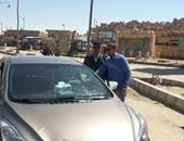 ضبط 487 مخالفة مرورية وتحصيل 13 ألف جنيه غرامات فورية بمطروح