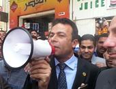 النائب أشرف رحيم: الدولة تدعم القطاع الخاص.. وتحقيق الأمان الوظيفى ضرورة