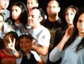 بالصور.. علاء مرسى يدشن فرقة للموهوبين من 13 محافظة بمصر