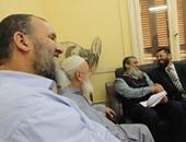 """القائم بأعمال رئيس """"البناء والتنمية"""" يلتقى قيادات الجماعة الإسلامية"""