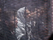 """تعرف على أبرز 5 مشاهد من جلسة محاكمة محمد بديع فى """"أحداث العدوة"""""""