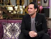 الممثل التونسى ظافر عابدين معرباً عن حبه لمصر: عاصمة الفن والسينما