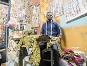 """هنا جمهورية الأفارقة على أرض مصر.. شارع """"الصفا والمروة"""" بحدائق المعادى وطن المهاجرين من الصومال لتشاد وأنجولا.. اللبس""""كاتنجا""""..الشعر""""راستا"""" واللهجات والأكل """"أفريقى"""".. والمصريون فى الشارع """"عملة نادرة"""""""