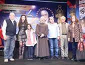 """بالصور..داود عبدالسيد ونجلاء بدر فى ندوة""""قدرات غير عادية""""بالمركز الكاثوليكى"""