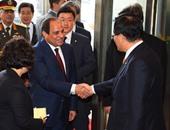 أخبار مصر للساعة1.. السيسي يزور مدينة أنشون الصناعية قبل ختام زيارة كوريا