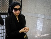بدء نظر محاكمة مريهان حسين والدفاع يقدم ما يفيد انتهاء إجراءات رد المحكمة