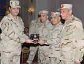 وزير الدفاع: القضاء العسكرى حارس أمين على مقدسات الوطن ومنجزاته