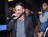المطرب أحمد سعد يقدم أجمل أغانيه فى حفل ساقية الصاوى