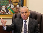 رئيس جامعة النهضة يعقد لقاء مع رئيس الاتحاد الرياضى للجامعات