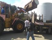 التنمية المحلية: إزالة 2950 مبنى مخالفا و978 حالة تعد على الأراضى الزراعية