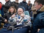 سكوت كيلى: قضائى عاما خارج الأرض دليل أن رحلة المريخ ليست مستحيلة
