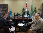 محافظ الشرقية : مجازاة 20 من العاملين برئاسة مركز و مدينة كفر صقر